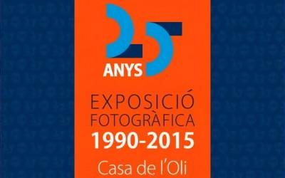 Exposición 25 aniversario de nuestro colegio