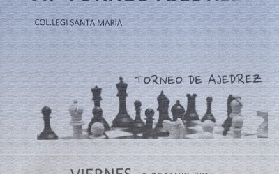TORNEIG D'ESCACS INTERN