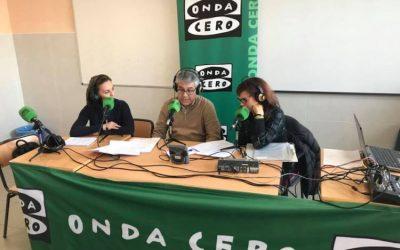 EMISSIÓ DEL PROGRAMA «CASTELLÓN EN LA ONDA» DES DEL COL·LEGI