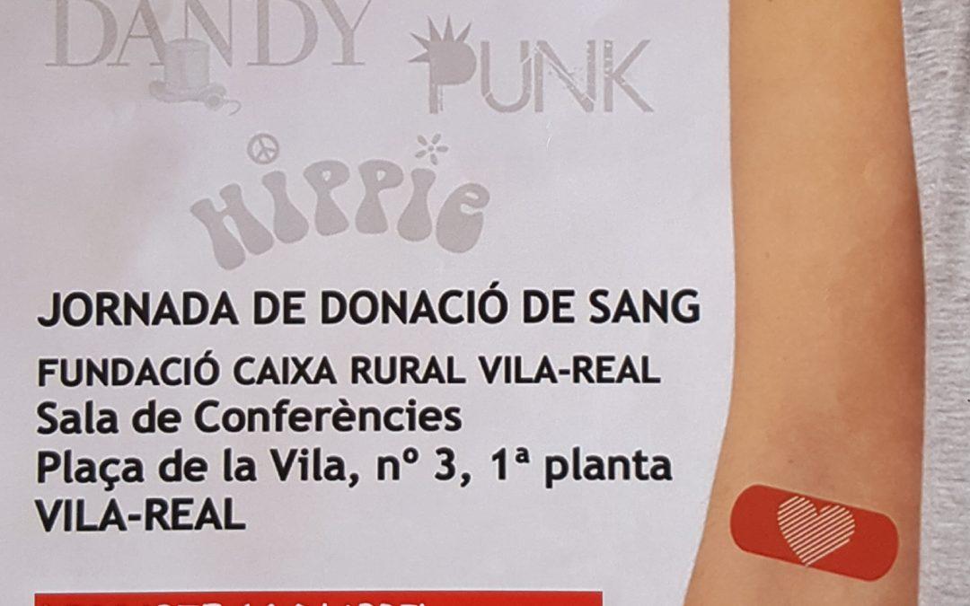 CAMPANYA DE DONACIÓ DE SANG