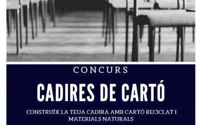 CONCURS DE CADIRES DE CARTÓ
