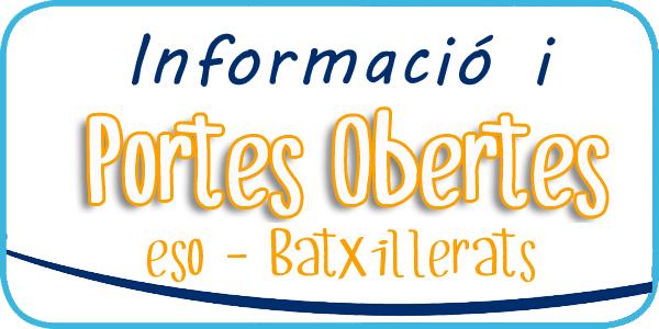 Ja teniu disponible el catàleg d'activitats extraescolars per al curs 19-20.