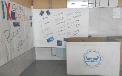 BANC D'ALIMENTS: CAMPANYA DE RECOLLIDA