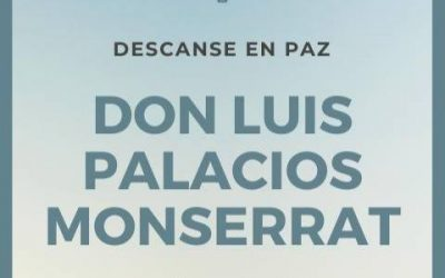 LUIS PALACIOS MONSERRAT. DEP